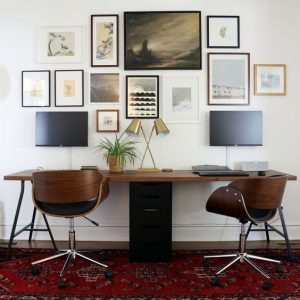 Speaking Of Which, Unless You Happen To Share Your Home Office, Most Of The  Time You Have The Luxury Of Designing The Space With Yourself In Mind.